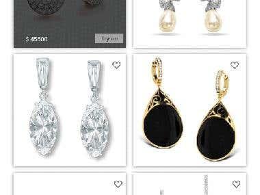 Online shoping Jwellery App