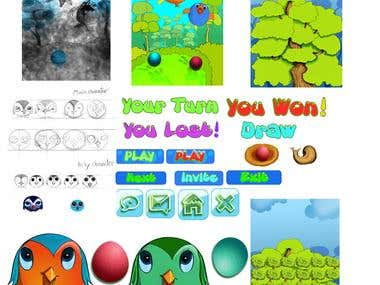 iphone game rough work