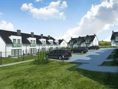 Multiple House Development