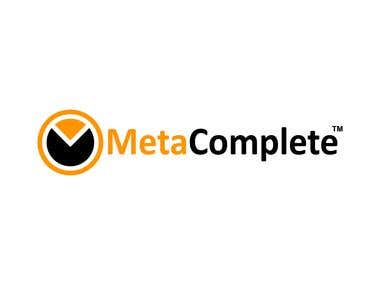 MetaComplete logo.