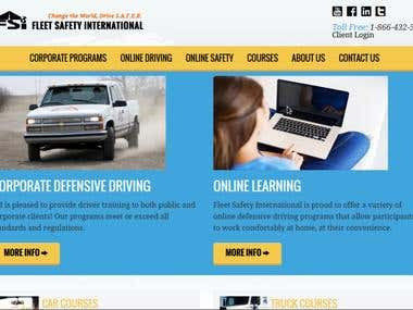 Fleet Safety International, Canada.