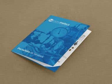 Diseño de Brochure | Instrumelect