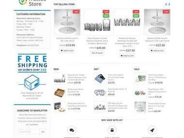 China Presentation  (Magento / eCommerce)