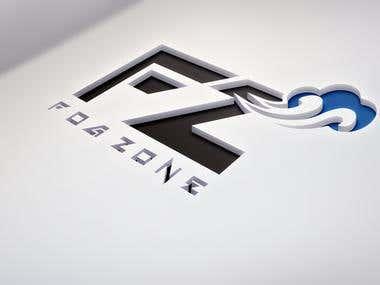 Fog Zone Logotype