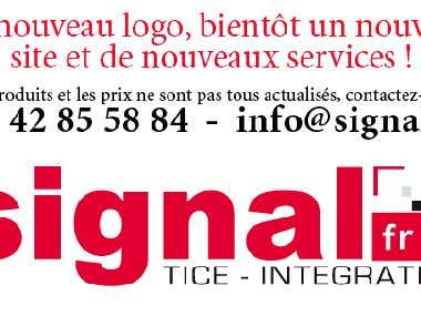 signal.fr intranet (PBPG-Communication)