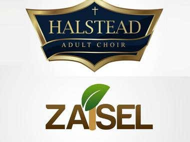 ZAISEL LOGO AND CHOIR