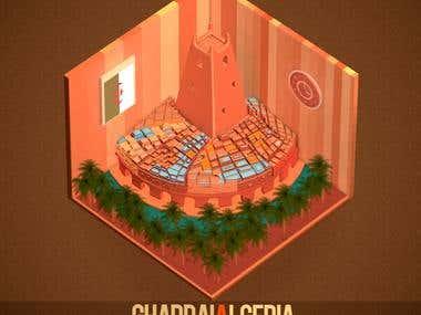 GHARDAIA-ALGERIA