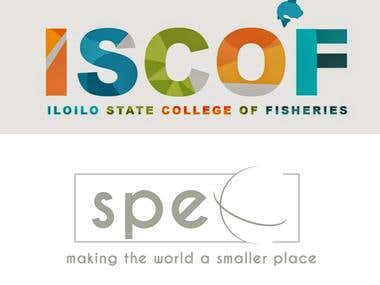 ISCOF LOGO AND SPEX LOGO