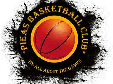 LOGO of basketball club