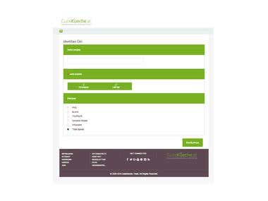 Limesurvey Template