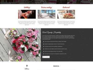Dynasty Hospitality Website