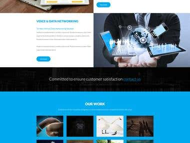 Website Design & Development - Silver Screen Production