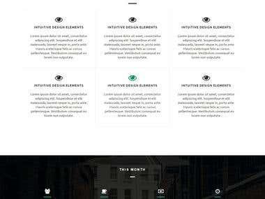 Komi - Fully Responsive Creative Website Template