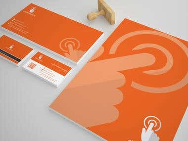 Corporate Branding Identity and Stationary