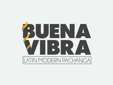 Buena Vibra - Logotipo
