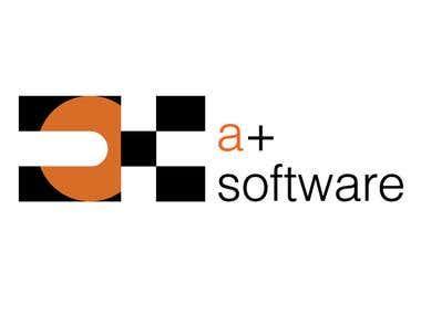 a+ software logo