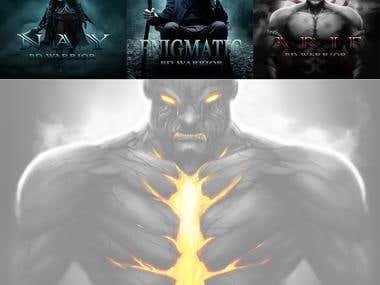 Avatar and Banner design