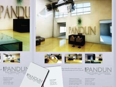 Pandun Branding Campaign