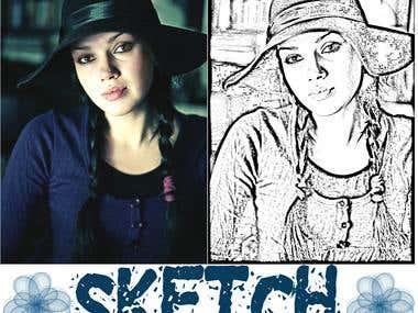 Sketch photo