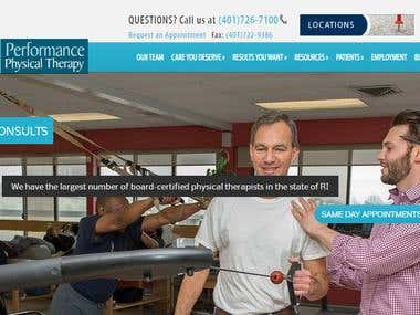 Performance Physical Therapy Services