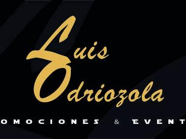 Logo Luis Odriozola Promociones & Eventos
