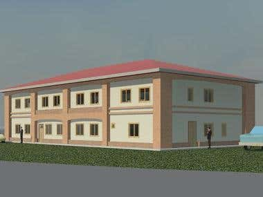 Revit Project One of my projects.