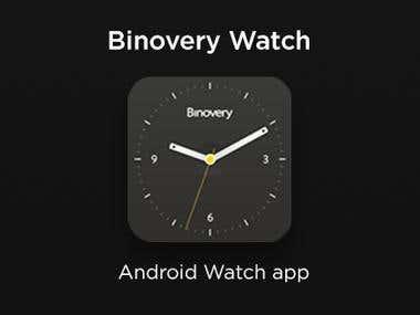 Binovery Watch