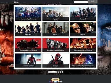 Ucine.ru - Сайт для просмотра фильмов в HD качестве.