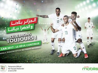 Algerian team