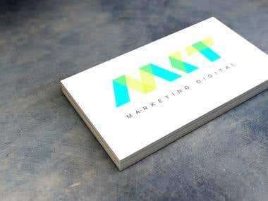 Logotipo y tarjeta