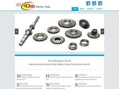 www.ommachinetools.com