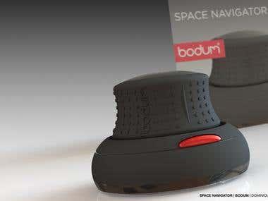 BODUM | SPACE NAVIGATOR