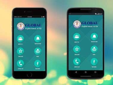 mobile app ios and android