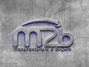 Logo for M2b