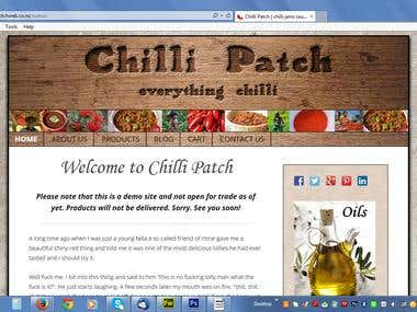 Chillipatch