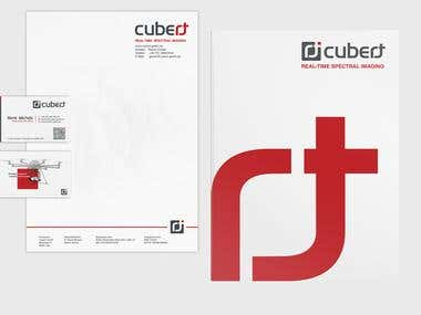 Corporate Identity Cubert