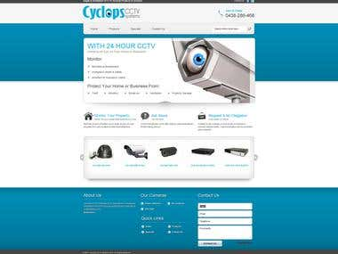 Magento eCommerce (Cyclops CCTV Systems)