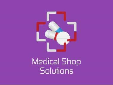 medical shop solution