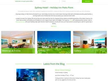 Holiday Inn Potts Point