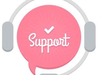 VA support