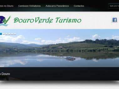 Douro Verde website