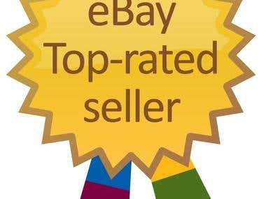eBay Top Rated Seller PowerSeller