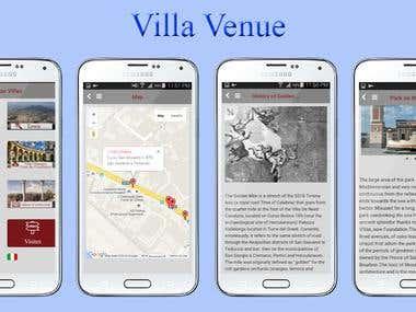Villa Venue