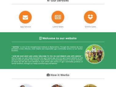 Responsive eCommerce Website Development