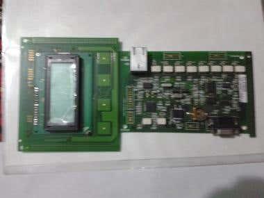 Precision Motor control (microstepper)