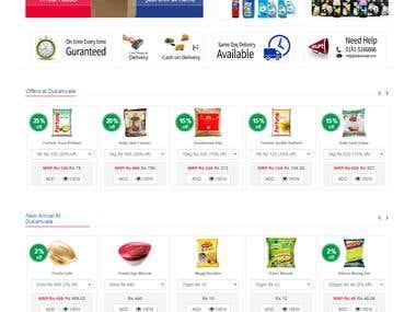 www.dukanwale.com (eCommerce)