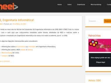 NEEI website