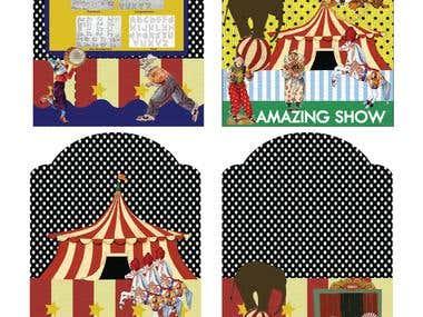 Font Development - Circus