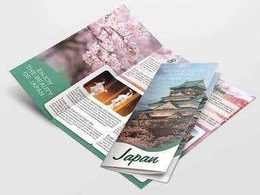 Tri-folder brochure 13