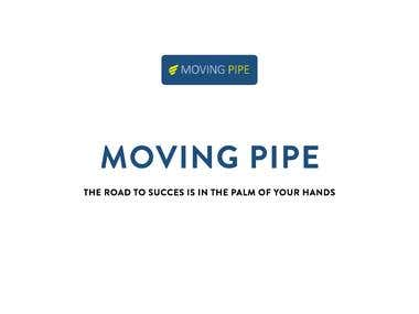 Moving pipe